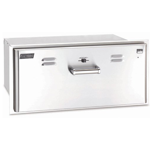 "Fire Magic Echelon 30"" Electric Warming Drawer"