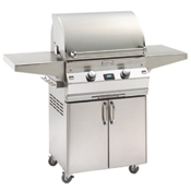 Fire Magic Aurora A530 Portable Grill (Optional Side Burner and Rotisserie)