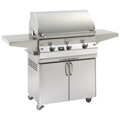 Fire Magic Aurora A540 Portable Grill (Optional Side Burner and Rotisserie)