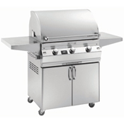 Fire Magic Aurora A660 Portable Grill (Optional Side Burner and Rotisserie)
