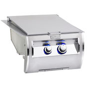 Fire Magic Infrared Echelon Diamond Double Searing Station - Built-In