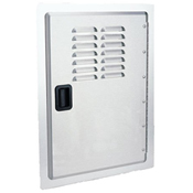 Fire Magic Legacy Single Access Door with Louvers & Tank Tray