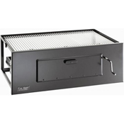 "Fire Magic Charcoal 30"" Lift-A-Fire Classic Built-In Grill"