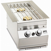 Fire Magic Double Side Burner - Built-In